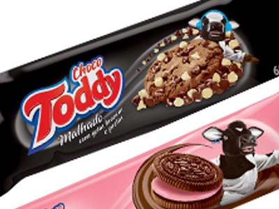 Pepsico se diferencia com Choco Toddy Cookie Malhado