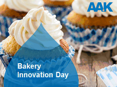 Bakery Innovation Day AAK / ABIMAPI / Mintel / Vogler