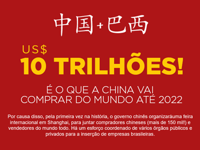 Missão à China Internacional Import Expo